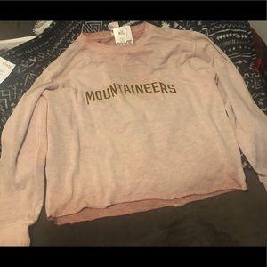 PINK WV shirt